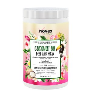 Novex Coconut Oil Deep  Hair Mask 400g