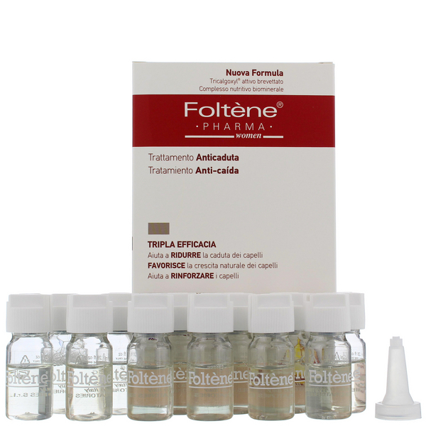 Foltène Anti-Hair Loss Solutions for Women Hair and Scalp Treatment 100ml - thinning
