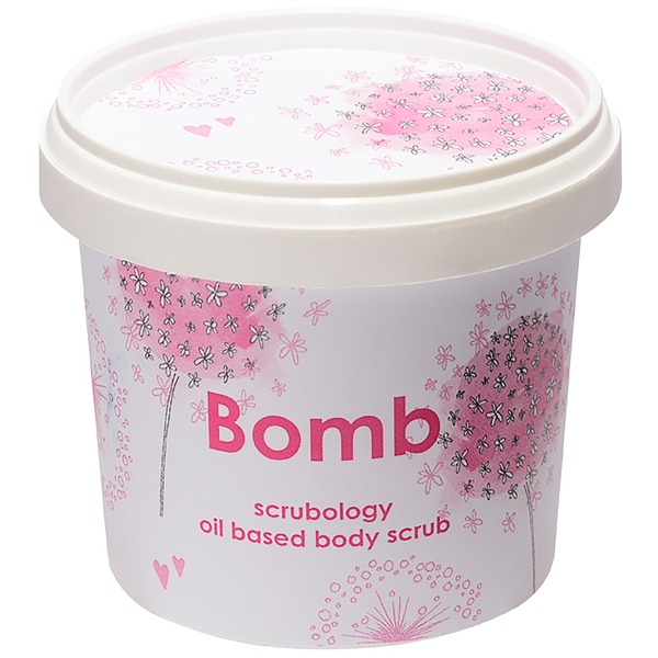 Bomb Cosmetics Body Scrub & Polish - Time for You