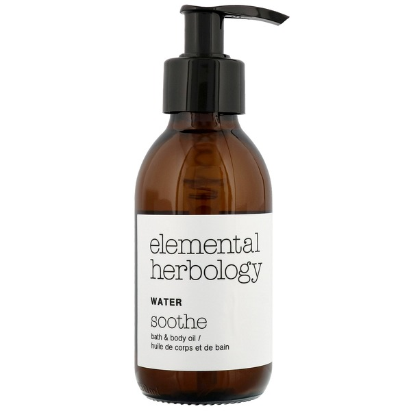 Elemental Herbology Five Element Bath & Body Oils - Time for You