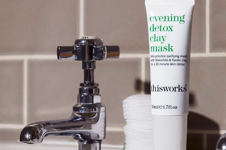 Clay Mask - thisworks