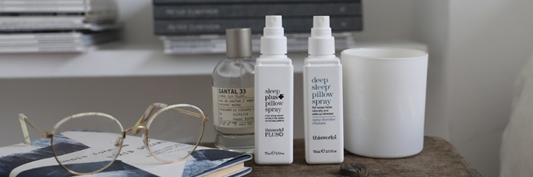 pillow sprays - thisworks