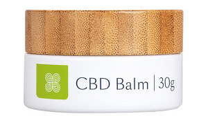 Healthspan Vitamins & Supplements 180mg CBD Balm 30g - ingredients