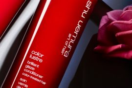 Making your hair colour last at home – With Shu Uemura